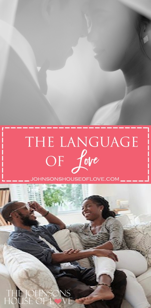 The 5 Love Languages - Which one do you speak?